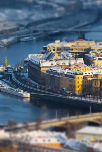 prague iphone 5s 5c wallpaper parallax tilt shift