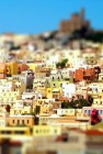 syros greece iphone 5s 5c wallpaper parallax tilt shift
