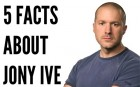 Facts about jony ive