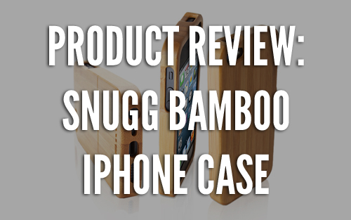 snugg iphone case