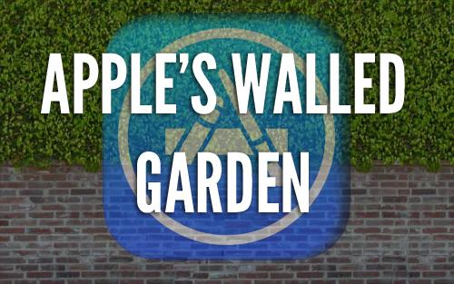 Apple Walled Garden