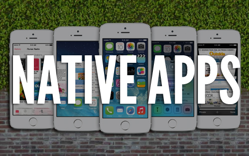 apple native apps