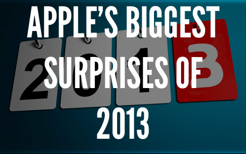 Apple's biggest surprises