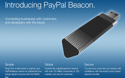 ibeacon payment