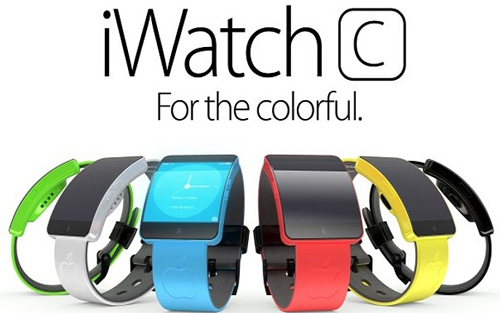 iwatch colors