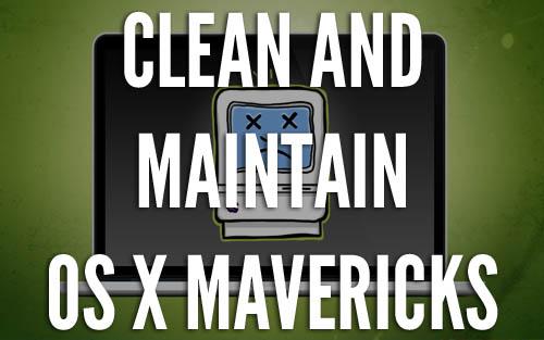 maintain os x
