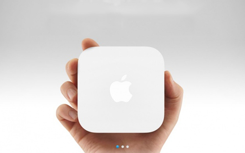 apple tv airport express
