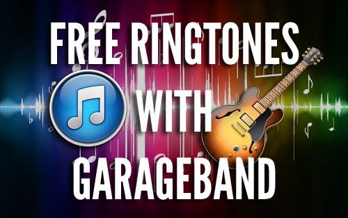 Garageband  Free Ringtones