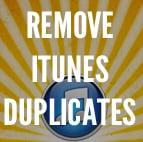 itunes duplicates