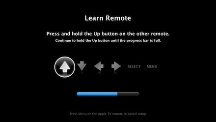 Apple TV Remote Program