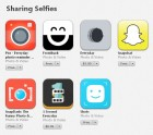 """Sharing Selfies"" Now a Section in the App Store"