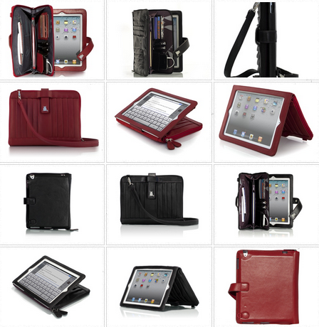 The Clutch for iPad