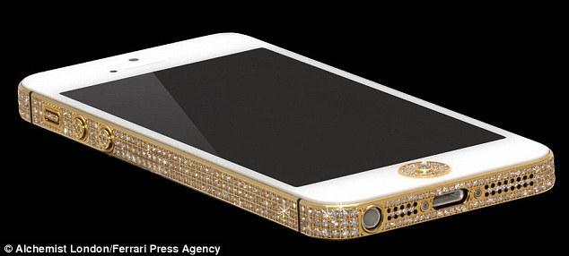 Million Dollar iPhone 2