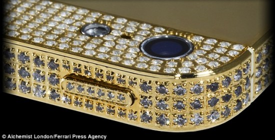 Million Dollar iPhone