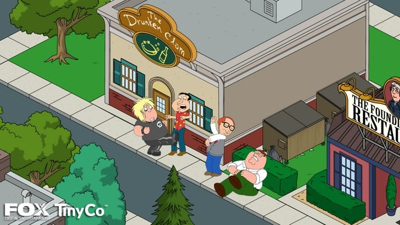 Family Guy iOS game