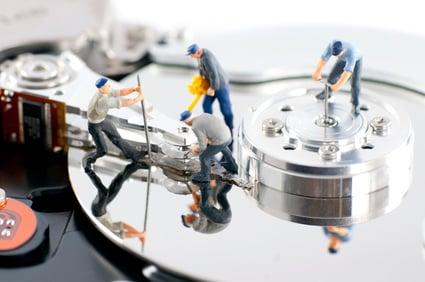 reclain hard drive space itunes