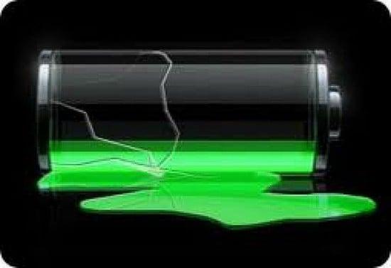 ios battery drain