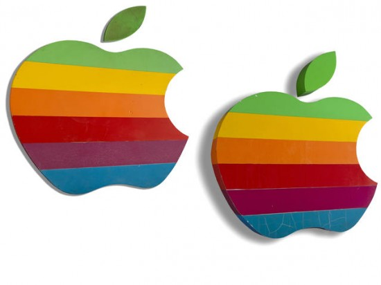 Apple Logo Boards
