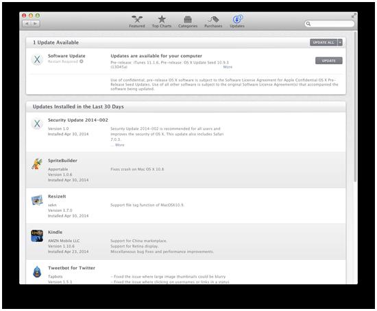 beta app store