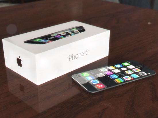 WWDC iphone 6