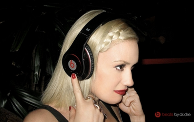 gwen stefani beats by dre