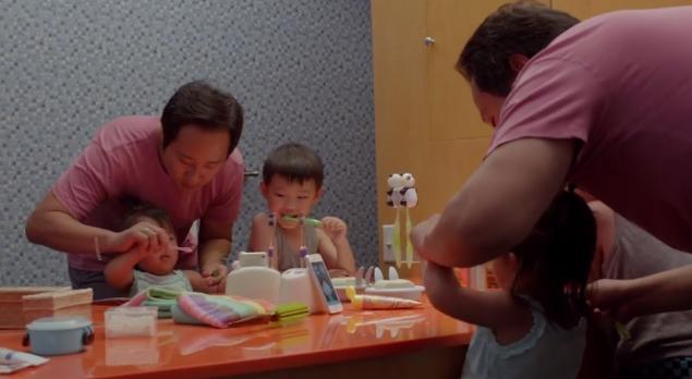 parenting ad