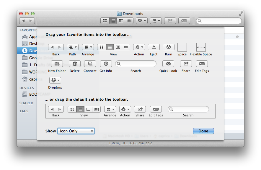 6 Little Known Tips for Finder