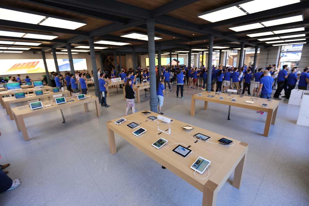 Madrid Apple Store