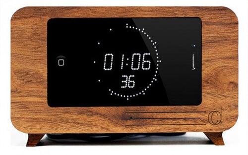 old iphone alarm clock