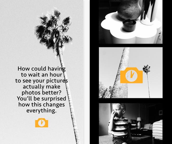 1-hour photo app