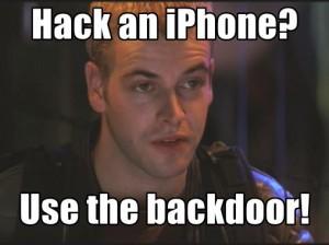 ios backdoor