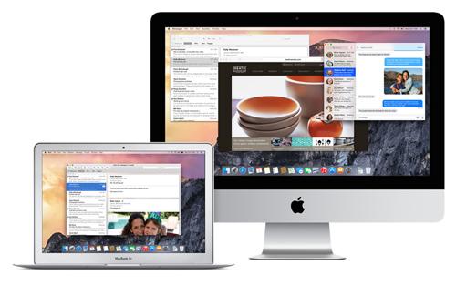 OS X Yosemite Beta
