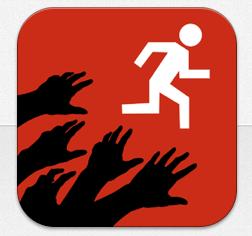 fitness app zombies