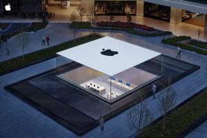apple coolest brand