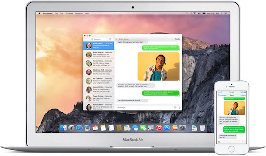 How to Activate SMS Relay and Instant Hotspot in iOS 8.1 and OS X Yosemite