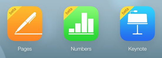 Apple's Productivity Apps