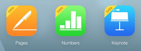 Apple's Productivity Apps