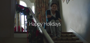 apple christmas ad the song