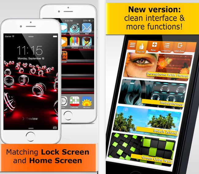 5 iOS Wallpaper Apps