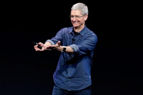 tim cook apple watch