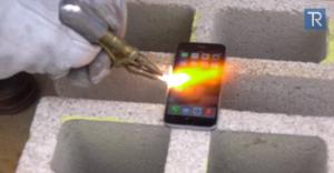 torch an iPhone 6