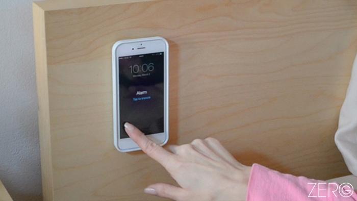 Zero G iphone case