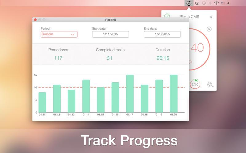 Pomodoro Time Pro