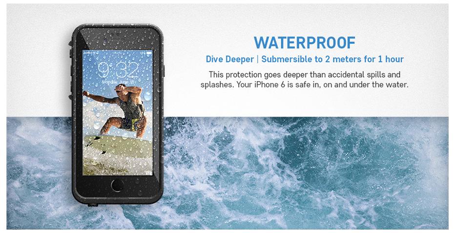 iphone 5 waterproof cases