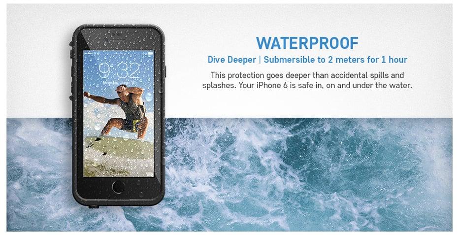 iphone 5 waterproof cases