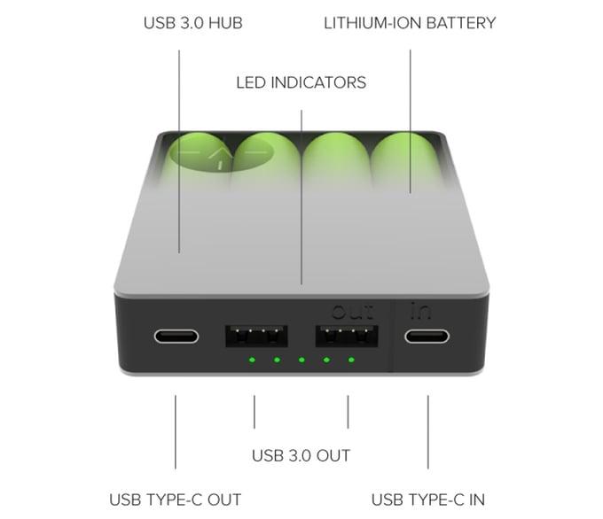 voltus charger