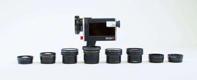 Cinematic Camera Lumenati CS1 Smartcase