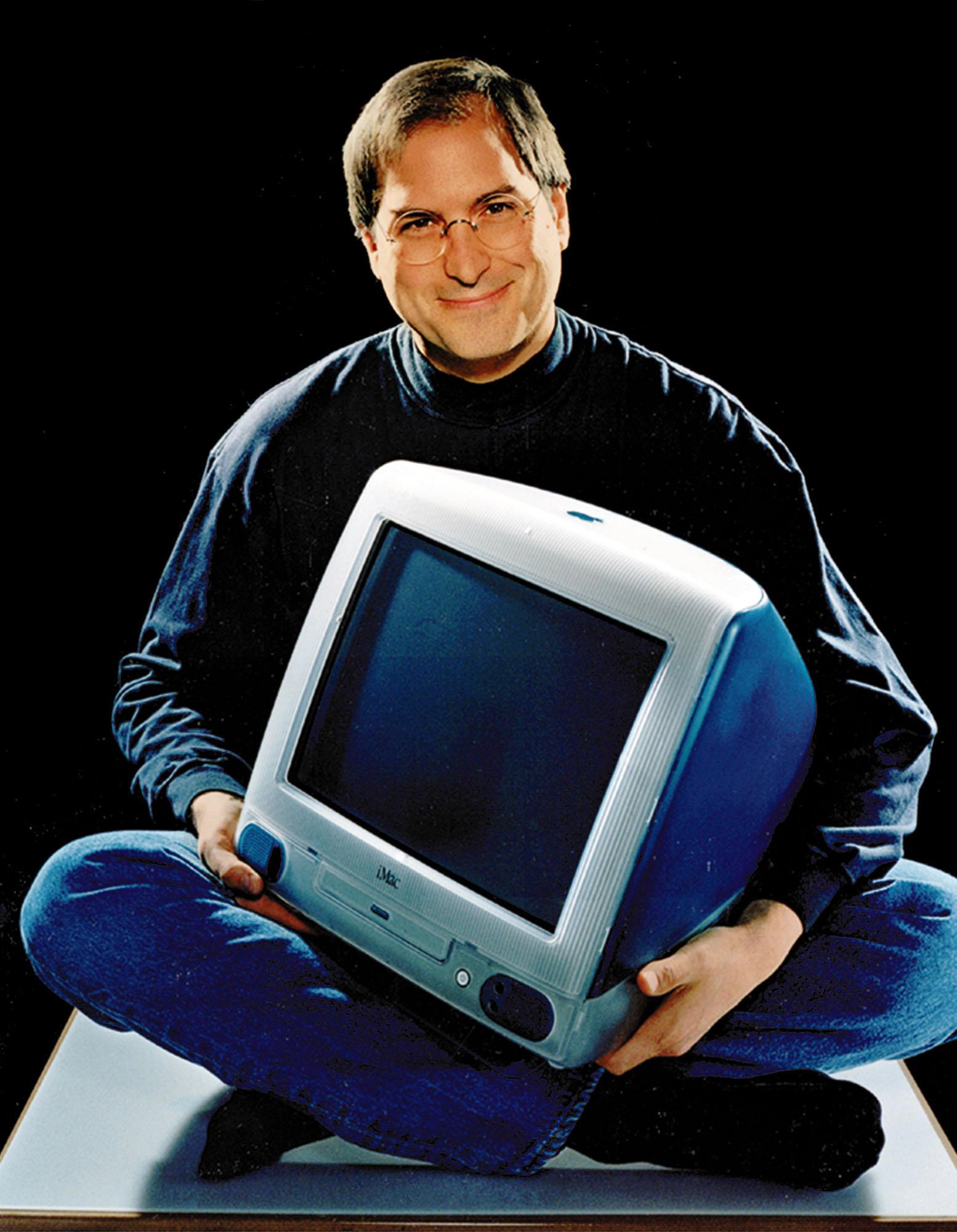 Steve Jobs and iMac
