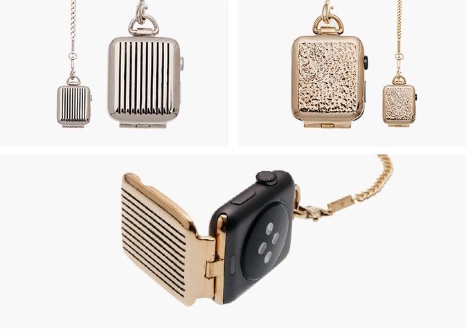 apple watch accessories pocket watch