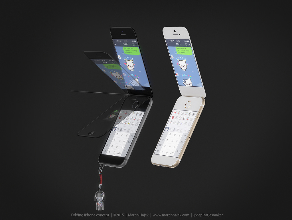 apple iphone concept